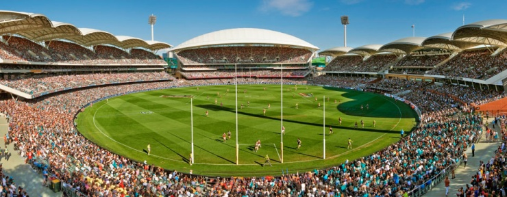 Adelaide Oval Showdown - Port Power vs Adelaide Crows