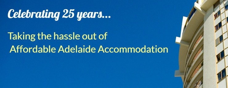 Affordable Adelaide Accommodation at the Atlantic Tower