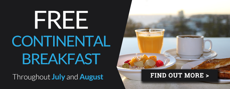 Adelaide Accommodation with free breakfast