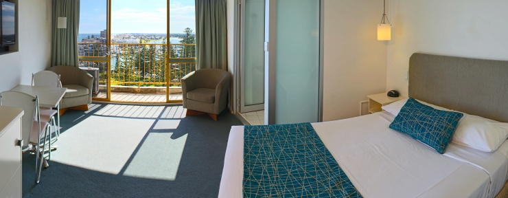 Romantic Spa Room Accommodation Package in Adelaide