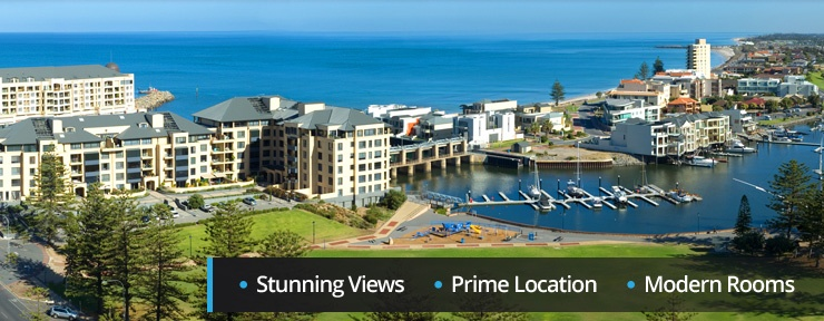 Stunning views, prime location and modern rooms