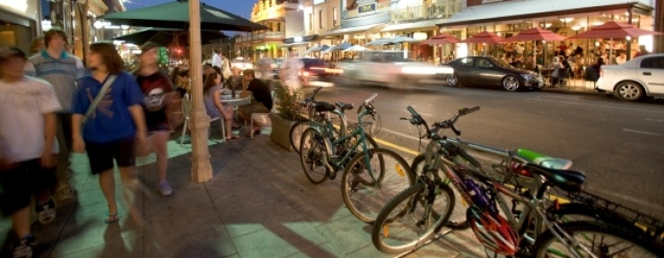 Cycling Adelaide